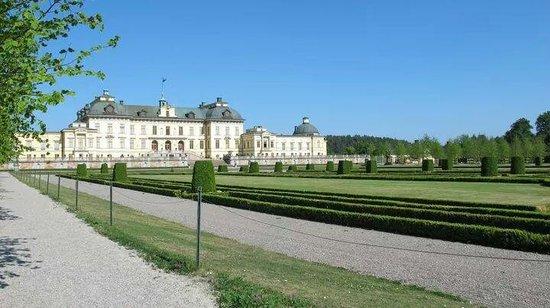 Drottningholm Palace : JARDINES REALES