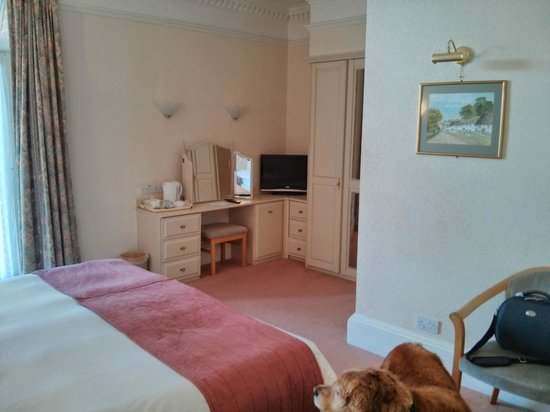 Sidmouth Harbour Hotel - The Westcliff: Dog Friendly Room