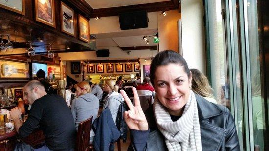 Hard Rock Cafe Amsterdam: Atmosphere