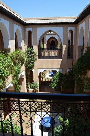 Marrakech Ryads Parc & Spa : Chambre