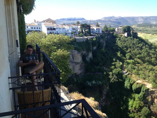 Parador de Ronda : Balcony