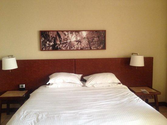 Wyndham Grand Rio Mar Beach Resort & Spa: Unrenovated room - resort view rm 6117