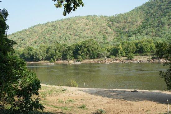 Galibore Nature Camp: river