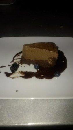 Martini's Chophouse: Double Chocolate Torte
