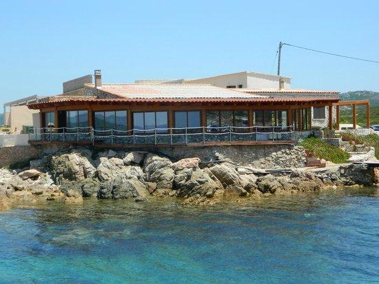 Le paradis avis de voyageurs sur restaurant chez for Restaurant bonifacio port