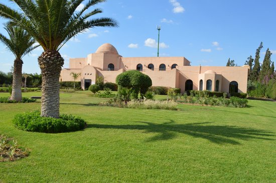 Marrakech Ryads Parc & Spa : SPA