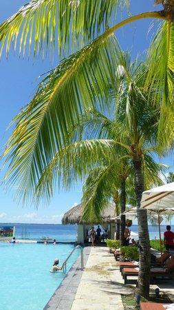 Crimson Resort and Spa, Mactan: tranquility