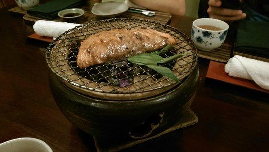 Unkaizan : Nice salmon