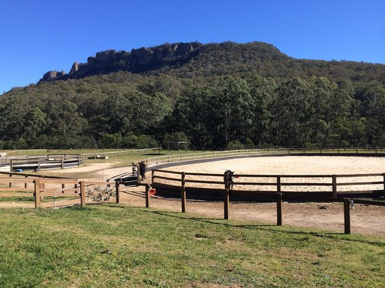 Emirates One&Only Wolgan Valley: Horse riding