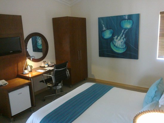 The Sir David Boutique Guest House: Luxury Sea Facing room