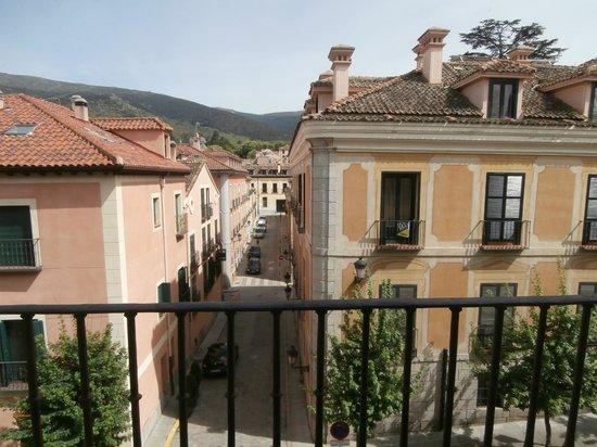 Parador de Turismo de La Granja : Room View