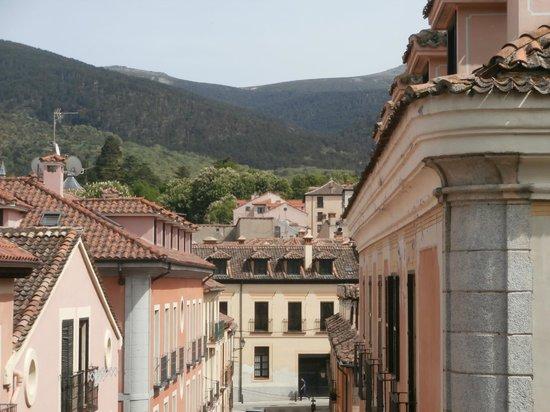 Parador de Turismo de La Granja: Room View