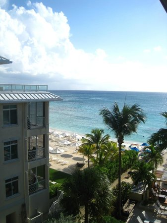Grand Cayman Marriott Beach Resort: View from our room