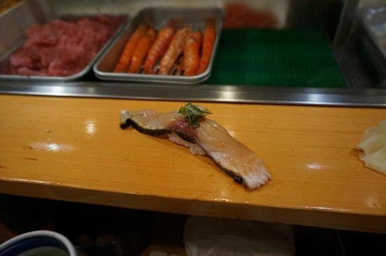 Sushidai: 最爱这几粒寿司