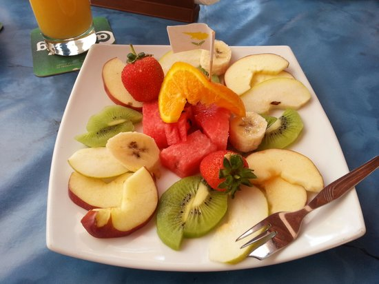 Andreotis: Delicious Food from Restaurant - Fresh Fruit Salad