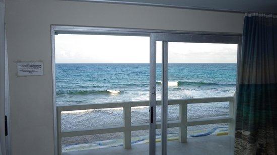 Hotel Rocamar: View