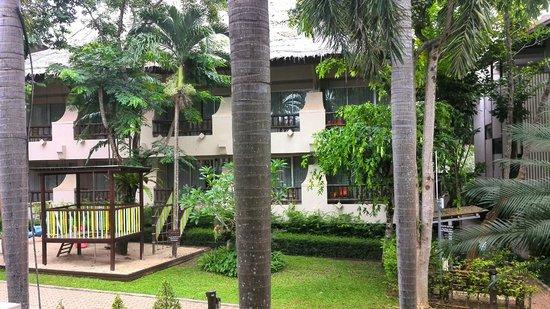 Pakasai Resort: Our room