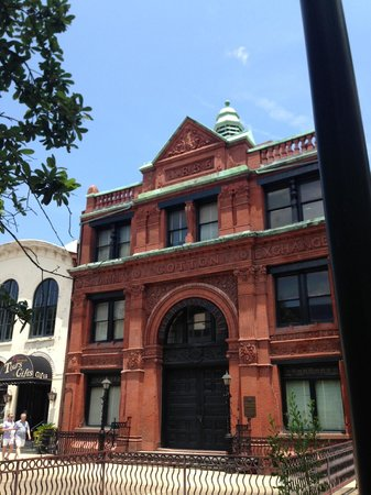 Savannah Bike Tours: Cotton Exchange