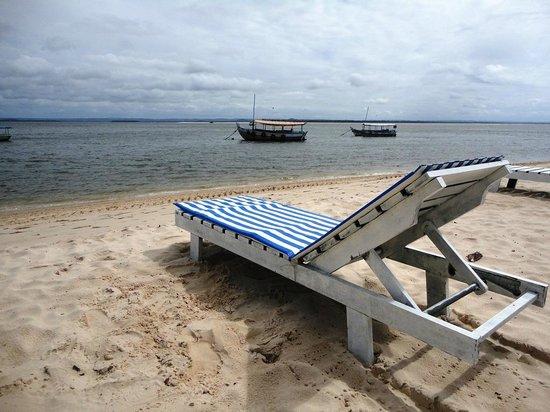 Gamboa Beach: Tranquilidade