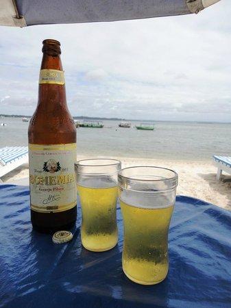 Gamboa Beach: Cabana Praia Linda