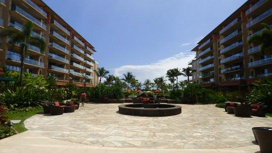 Honua Kai Resort & Spa: View from reception