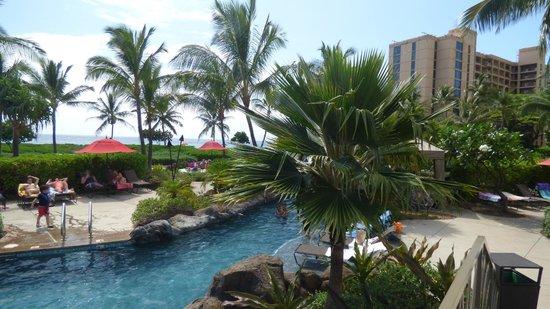 Honua Kai Resort & Spa: Landscaped area