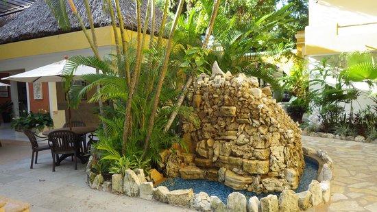 Hotel Chablis Palenque: Lobby