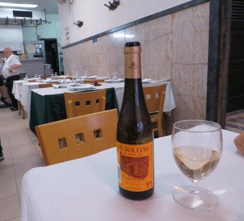 Bonjardim : White wine