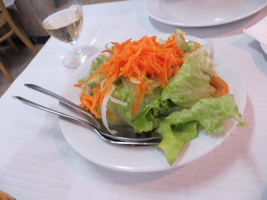 Bonjardim : Salad