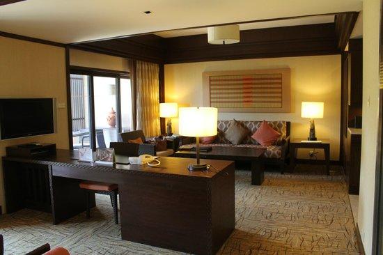 Shangri-La's Rasa Sayang Resort & Spa : Rasa Premier room