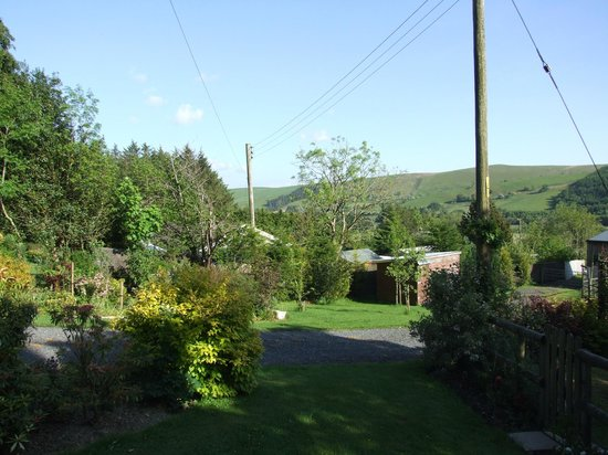 Plas Bwlch: More views from the cottage grounds