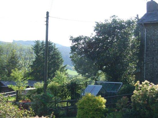 Plas Bwlch: side view