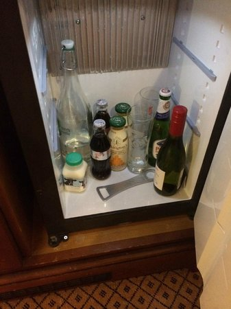 Kettering Park Hotel and Spa: Fridge
