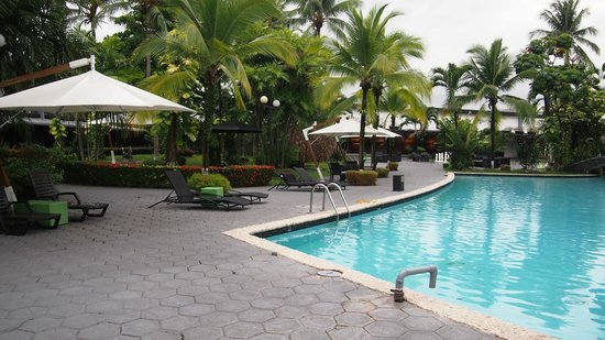 Riande Aeropuerto: piscina