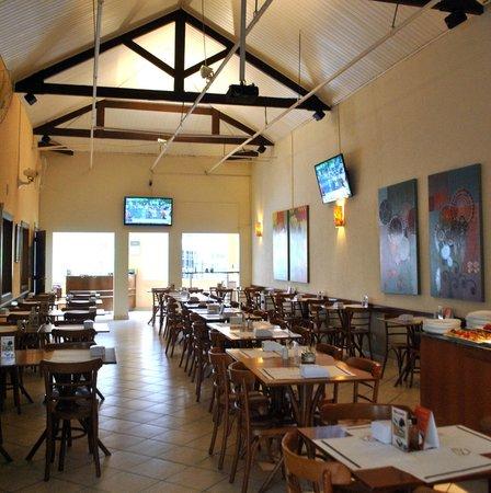 Restaurante Delicacy: Salão
