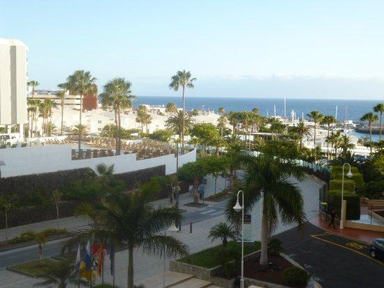 Iberostar Torviscas Playa: view from room