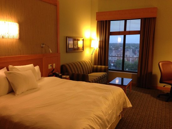 Radisson Hotel Bloomington by Mall of America: Bedroom