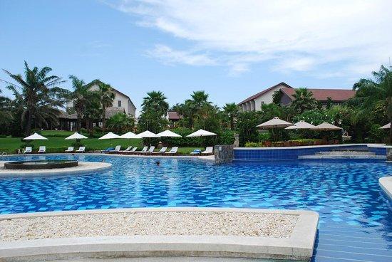 Palm Garden Beach Resort & Spa : Hotel Pool