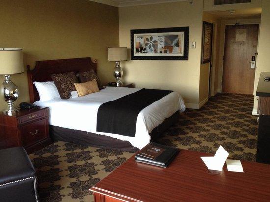 Omni Houston Hotel : Omni #421