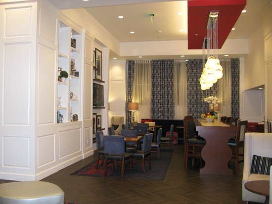 Hampton Inn Washington, D.C./White House: zona colazione