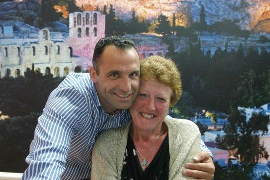Micri Acropoli Restaurant & Bar : Made another friend