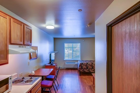 Value Place Cincinnati Sharonville: Room View