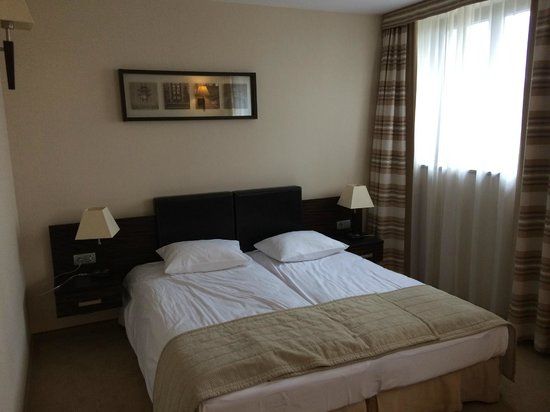Qubus Hotel Gdansk: Standard double room