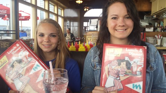 Ruby's Diner: Fun at Ruby's!