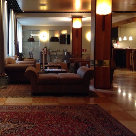 Hotel Leopardi : Hall