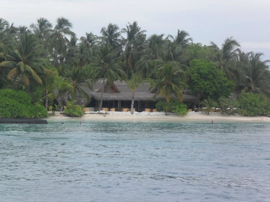 Kuramathi Island Resort : View From Jetty