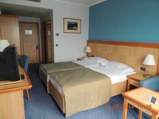 Aminess Grand Azur Hotel : Grand, Orebic, Croatia - room 408