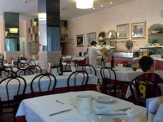 Ardea Hotel : sala pranzo