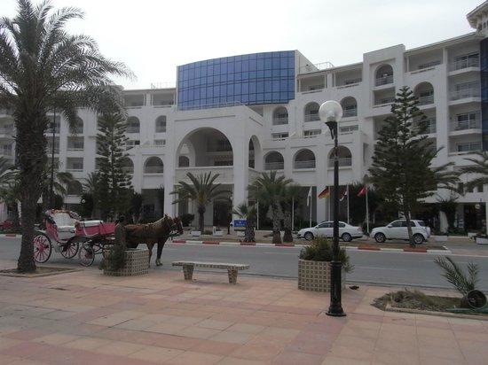 Saphir Palace & Spa : hotel