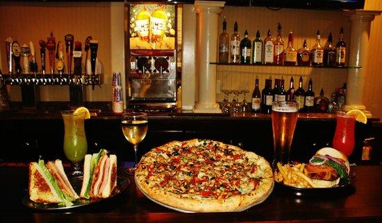 Roberto's Pizzeria : Roberto's Food Options